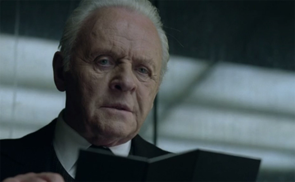 Anthony Hopkins, Westworld