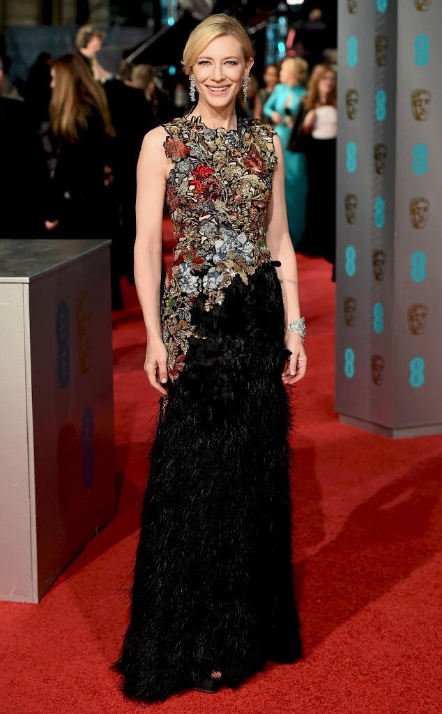 Cate Blanchett, BAFTA Awards