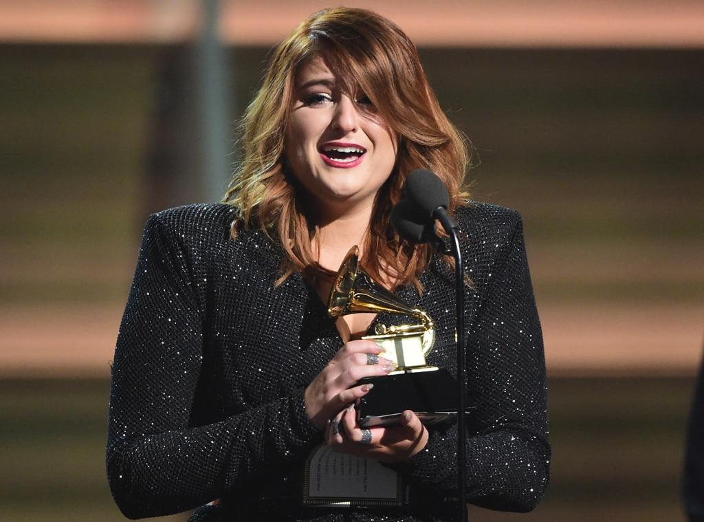 Meghan Trainor, 2016 Grammy Awards, Winners