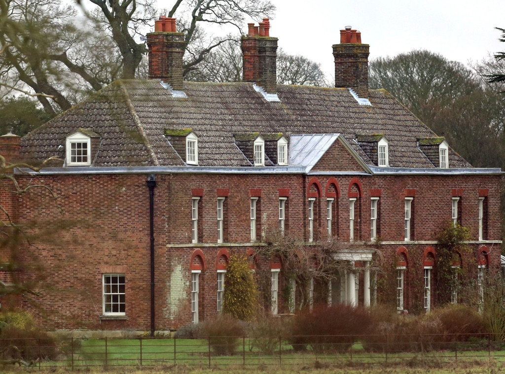 Craziest Royal Real Estate, Anmer Hall
