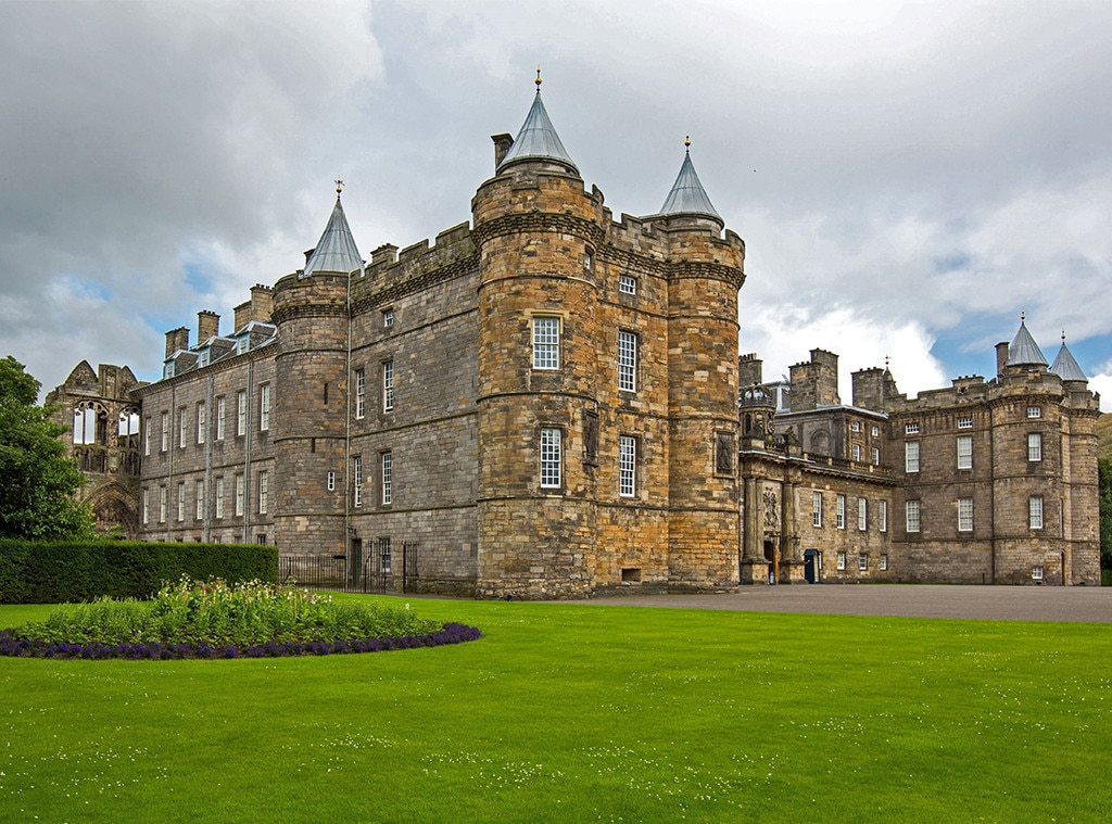 Craziest Royal Real Estate, Palace Of Holyroodhouse