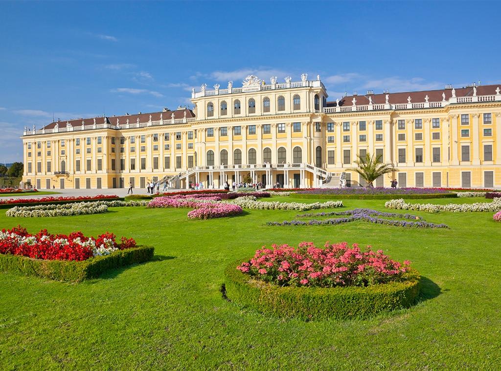 Craziest Royal Real Estate, Schonbrunn Palace, Schönbrunn Palace
