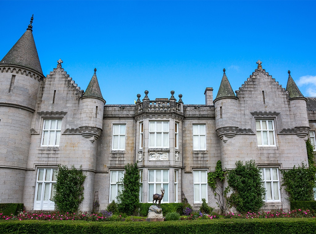Craziest Royal Real Estate, Balmoral Castle