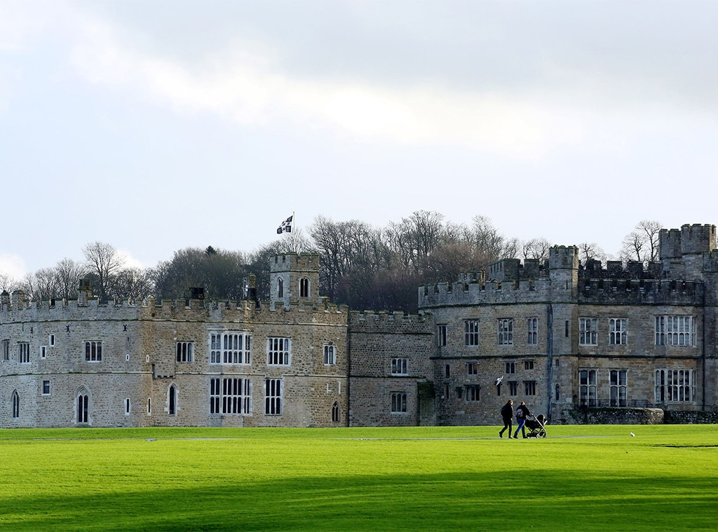 Craziest Royal Real Estate, Leeds Castle