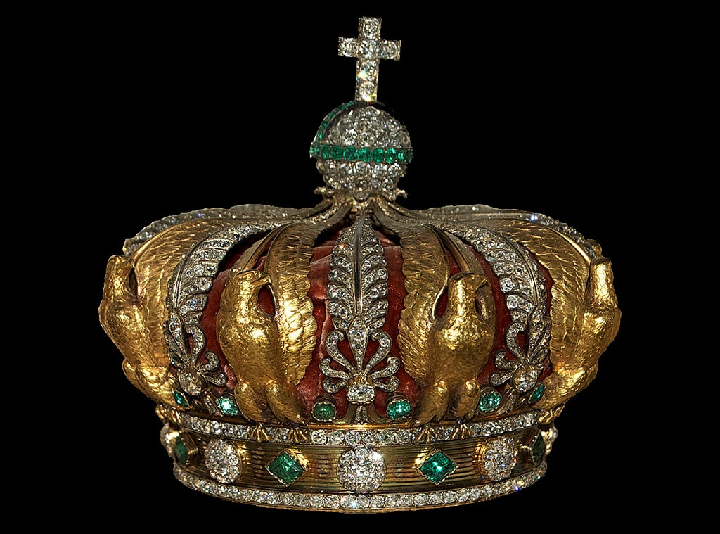 France S Crown Of Empress Eug 233 Nie From Stunning Royal