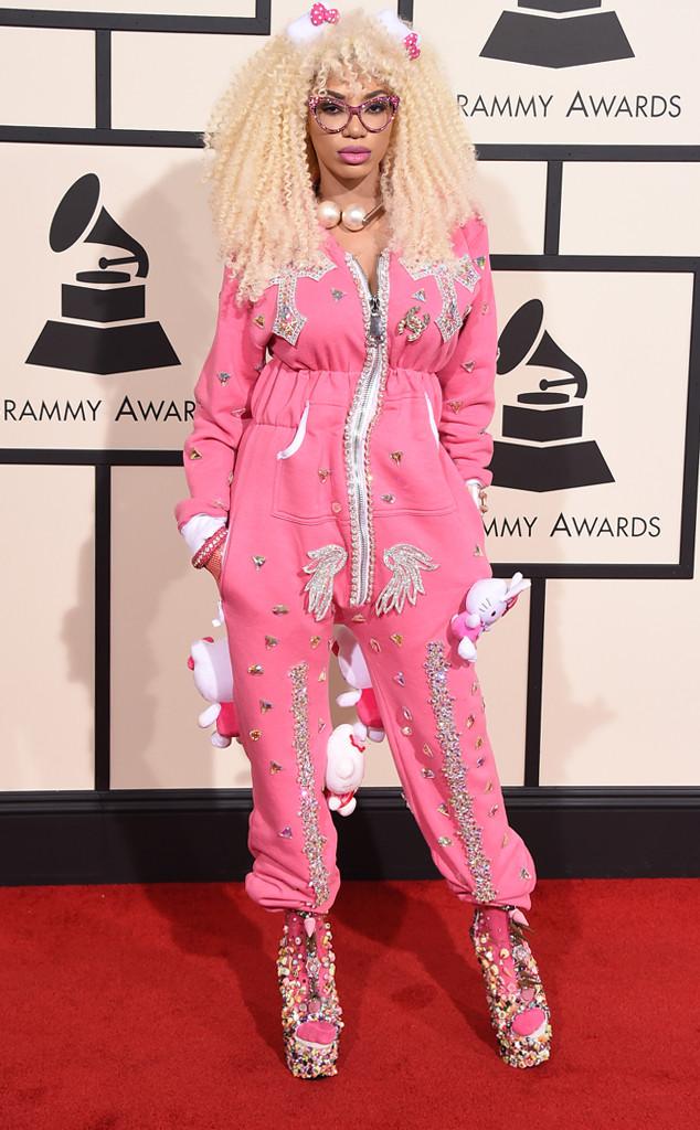 Dencia, 2016 Grammy Awards