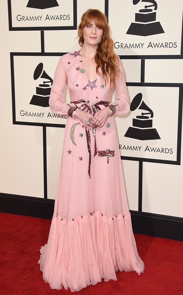 Florence Welch, 2016 Grammy Awards