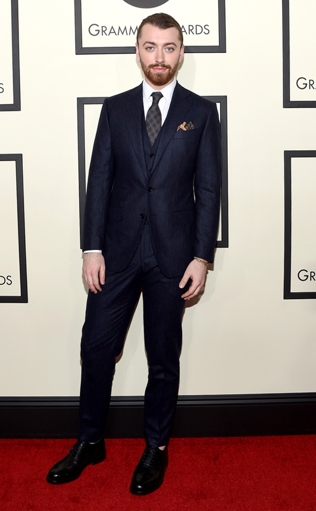Sam Smith, 2016 Grammy Awards