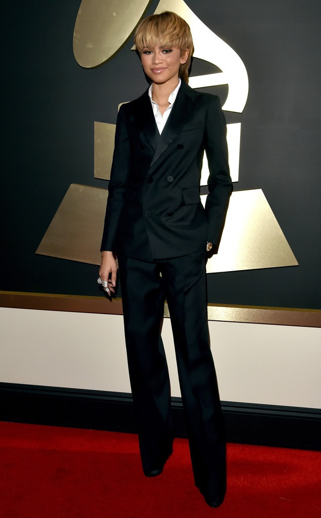 Zendaya, 2016 Grammy Awards