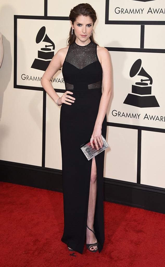 Anna Kendrick, 2016 Grammy Awards