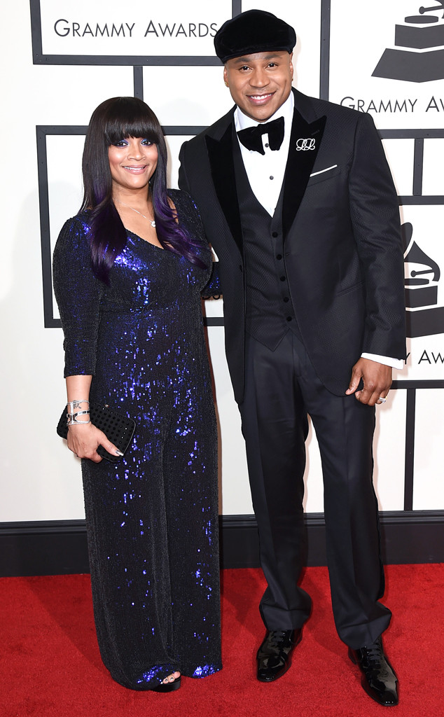 Simone Smith, LL Cool J, 2016 Grammy Awards, Couples