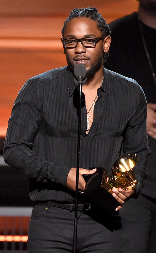 Kendrick Lamar, 2016 Grammy Awards, Winners