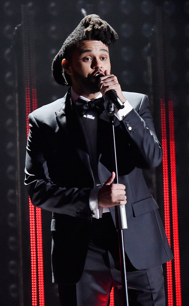 The Weeknd, 2016 Grammy Awards, Show