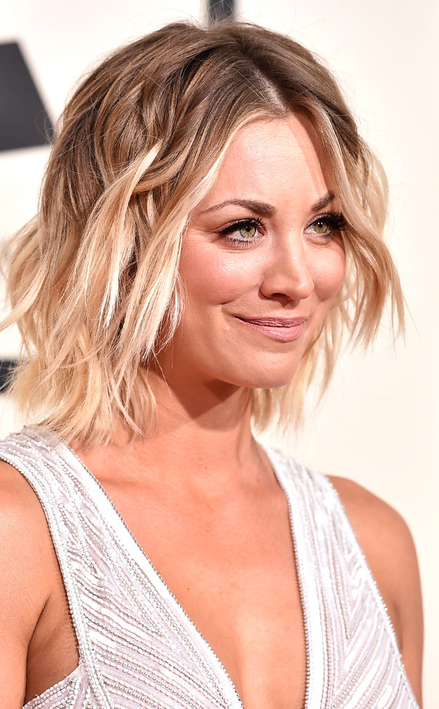 Kaley Cuoco, 2016 Grammy Awards, Beauty