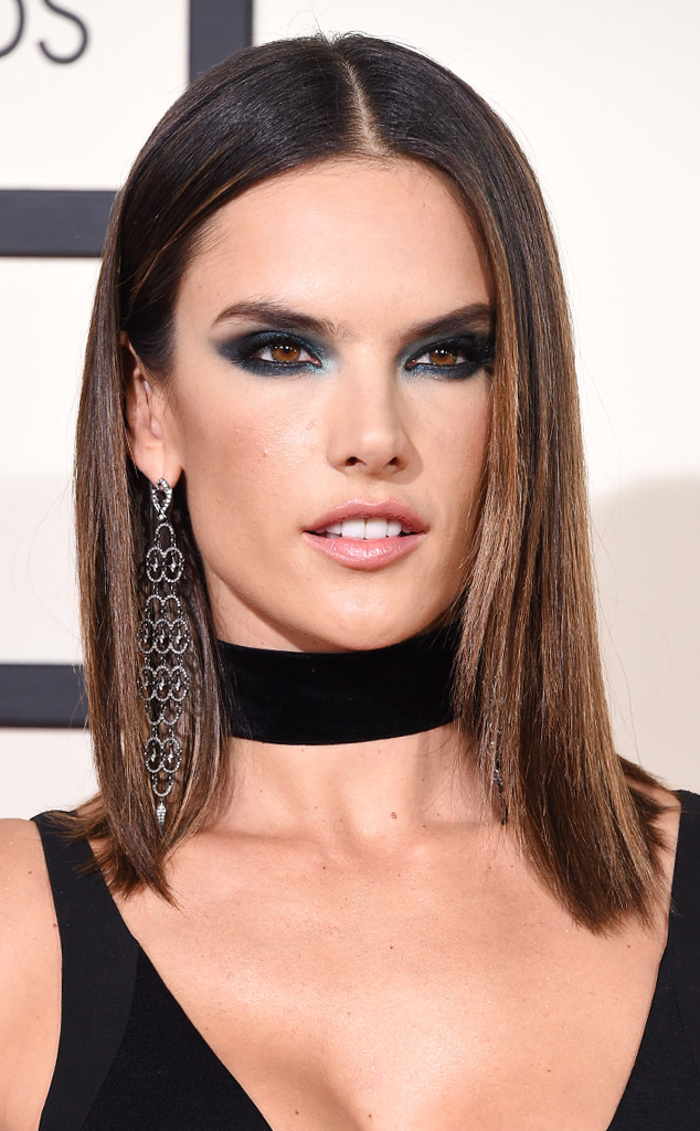 Alessandra Ambrosio, 2016 Grammy Awards, Beauty