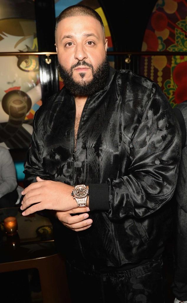 DJ Khaled Birthday
