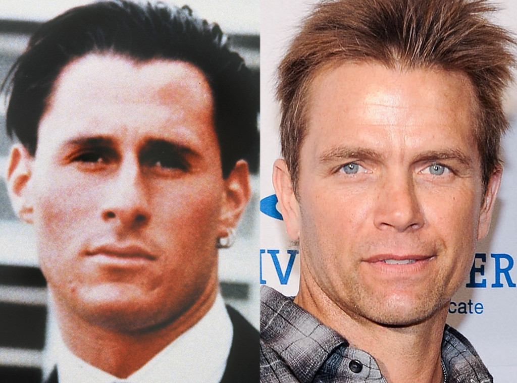 Ron Goldman, David Chokachi