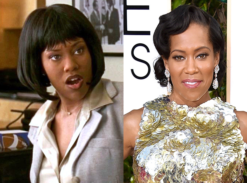 Jerry Maguire, Regina King