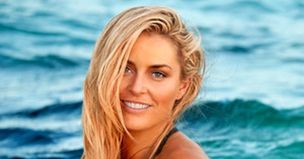 Lindsey Vonn Is Totally Naked, Wearing Only Body Paint In -7768