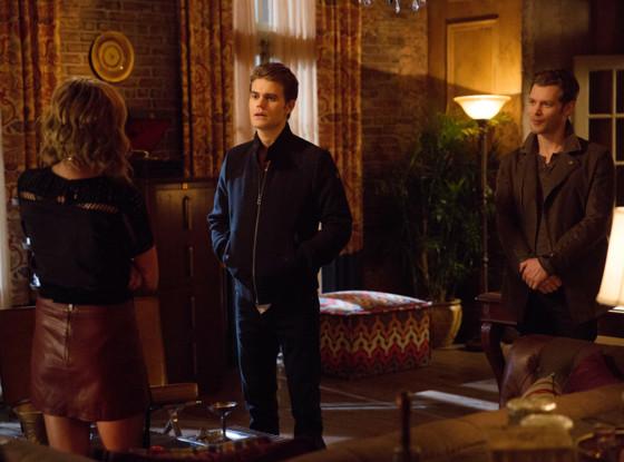 The Originals, The Vampire Diaries, Paul Wesley, Joseph Morgan