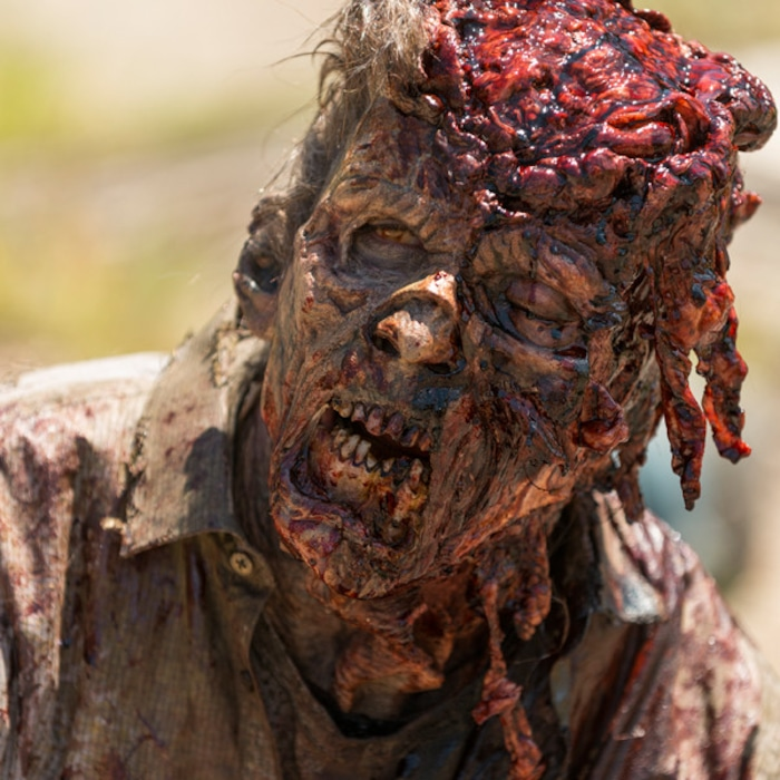 the real reason why the walking dead doesn t use the word zombie