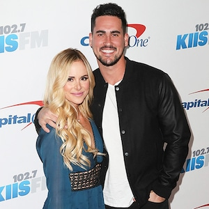 Amanda Stanton, Josh Murray, Jingle Ball 2016, Arrivals