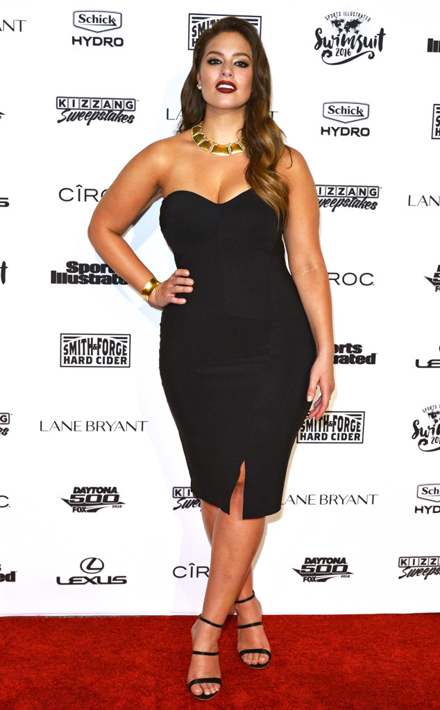 Ashley Graham, Sports Illustrated Party