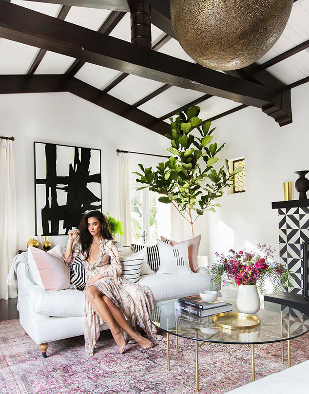 Shay Mitchell, House, Architectural Digest