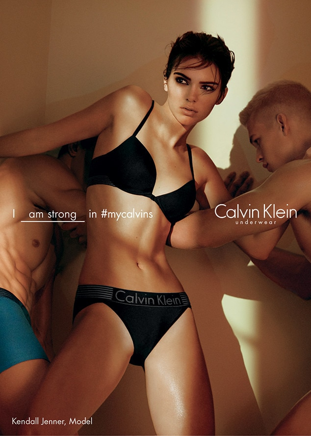 Calvin model naked photos