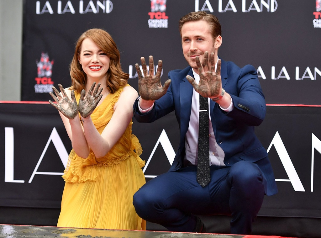 "Simply the Best -  ""Ryan, you're the best. That's just the truth. No one can argue it,"" Stone said while  accepting the SAG Award  for Outstanding Performance by a Female Actor in a Leading Role for  La La Land  in 2017."