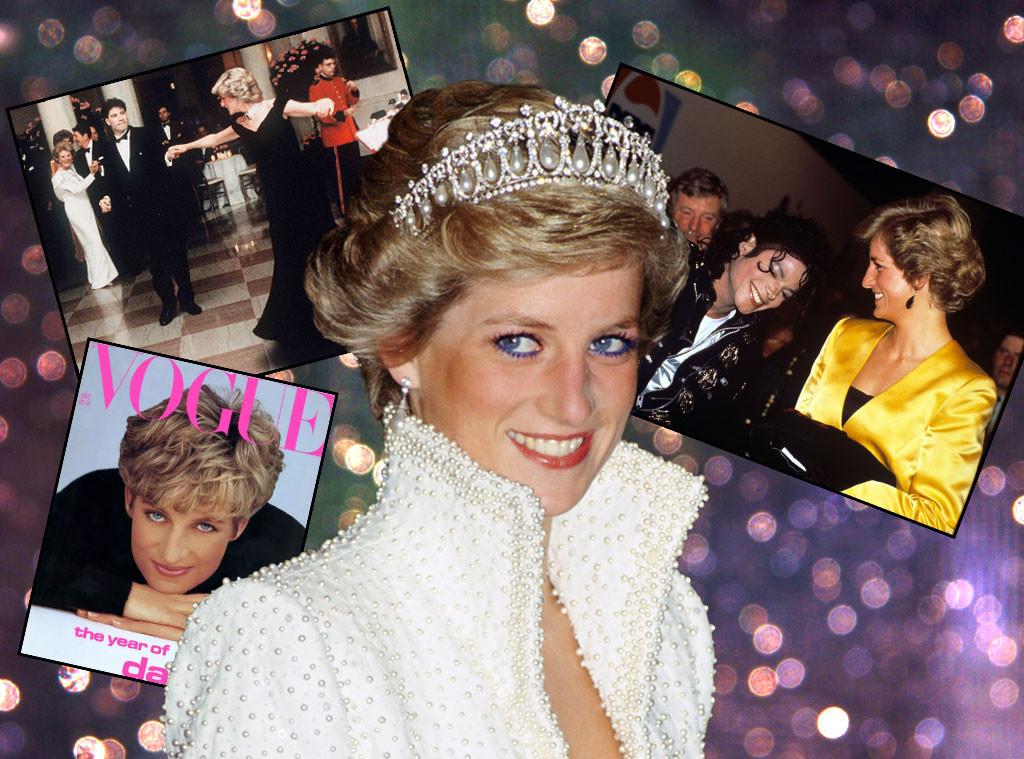 Princess Diana, Pop Culture