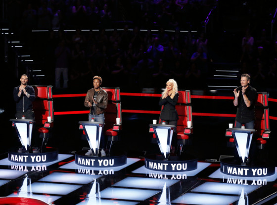 The Voice, The Voice Season 10, Christina Aguilera