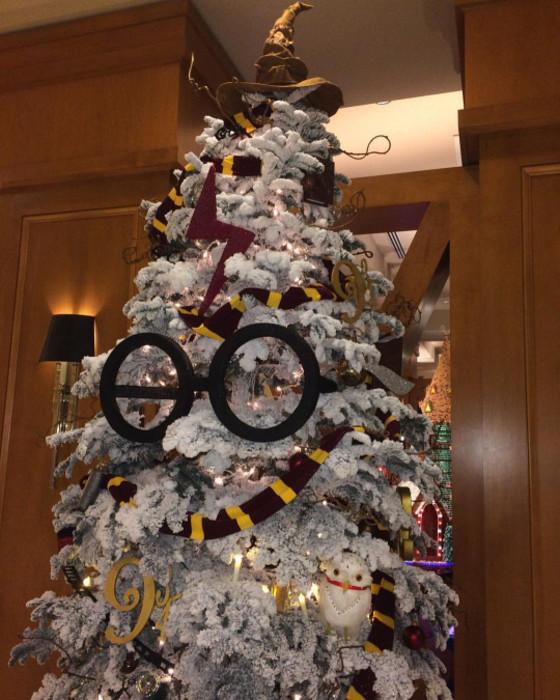 8 Fabulosos Arboles De Navidad Inspirados En Peliculas Fotos E - Arboles-de-naidad