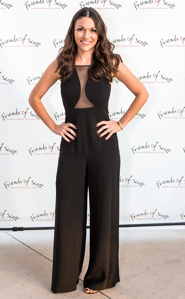 """DeAnna Pappas -  """"I cannot possibly choose a favorite. I love all of these women so much! I love  Jillian Harris  for her kindness & generosity. I love  Andi Dorfman  because she is a true Girls, Girl. I love  Trista Sutter  for her kind heart & friendship. I love  Kaitlyn Bristowe  because she is so freaking funny. I love  Emily Maynard  because I feel connected to her southern roots,"""" the  Moms in Cars  star shared. """"I love all of these women tremendously. What a beautiful group to be included in!"""""""