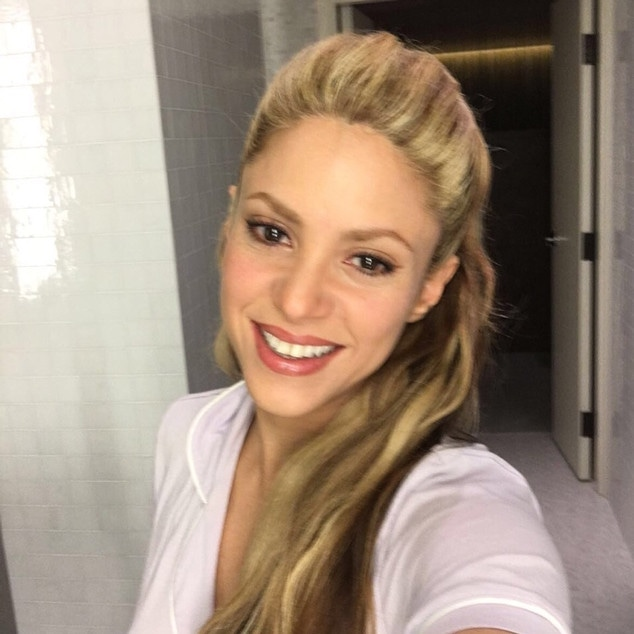 Shakira Social Takeover