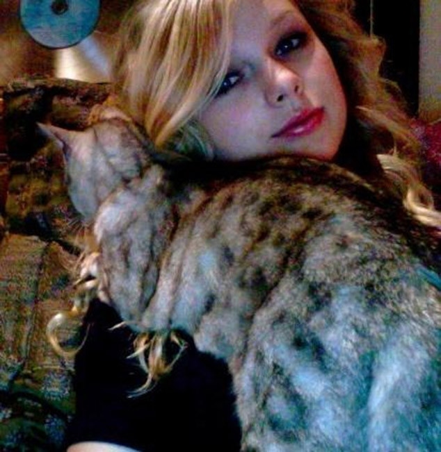 Taylor Swift, Old Social Media, MySpace
