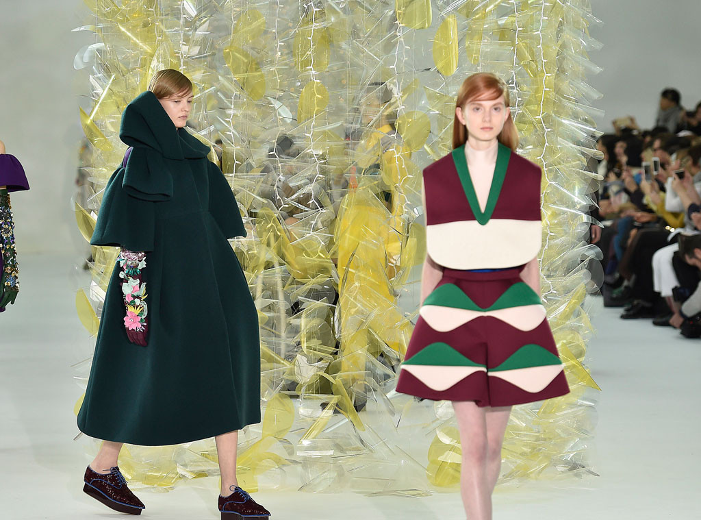 Delpozo Autumn Winter 2016
