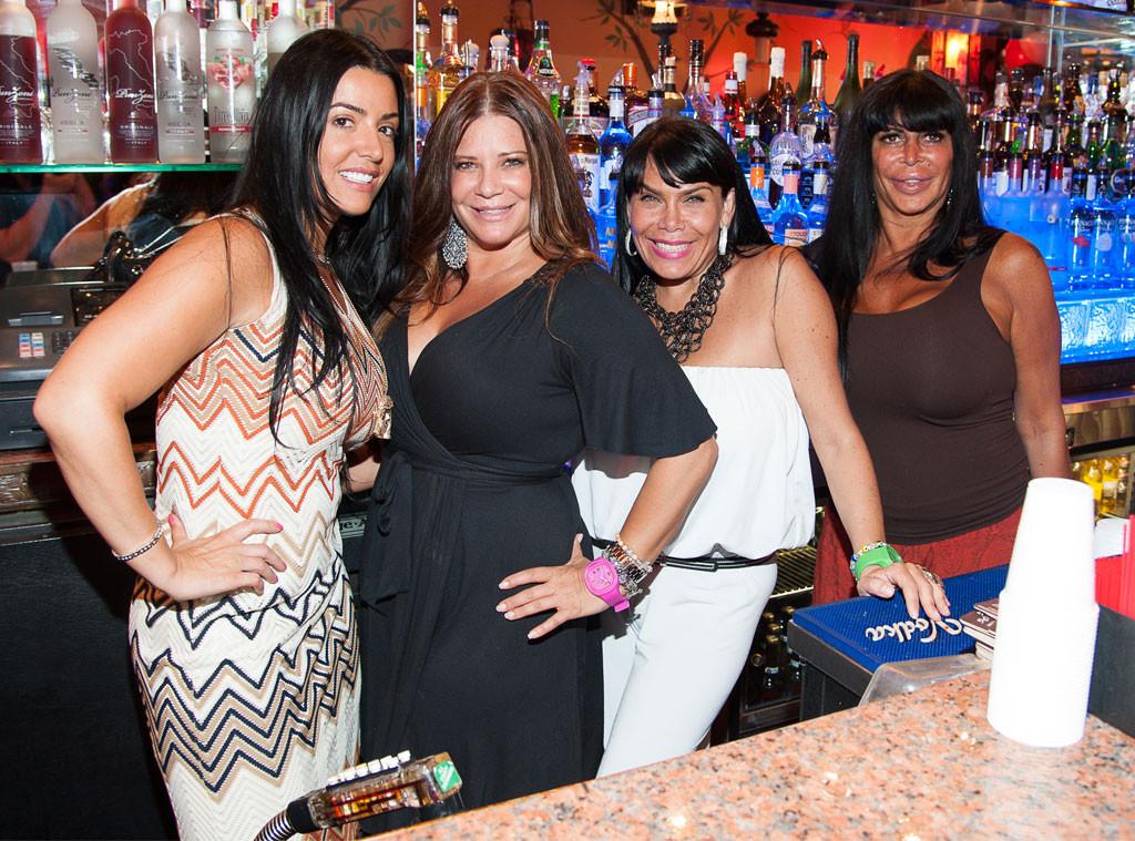 Ramona Rizzo, Karen Gravano, Renee Graziano, Big Ang