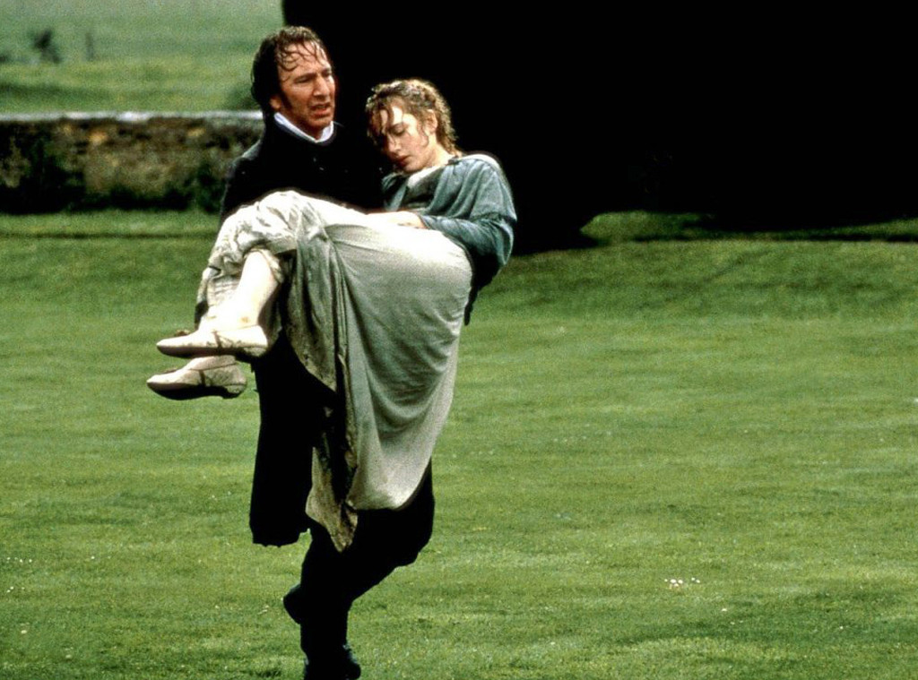 Alan Rickan, Sense and Sensibility