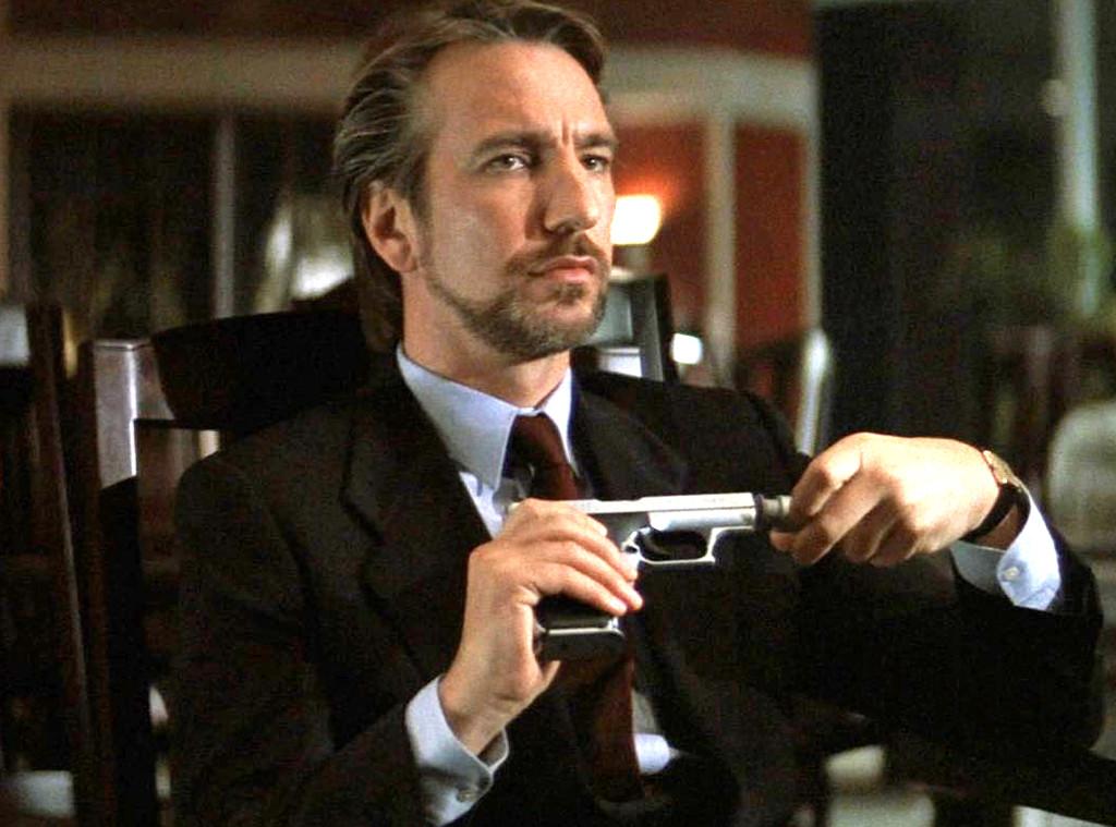 Alan Rickman, Die Hard