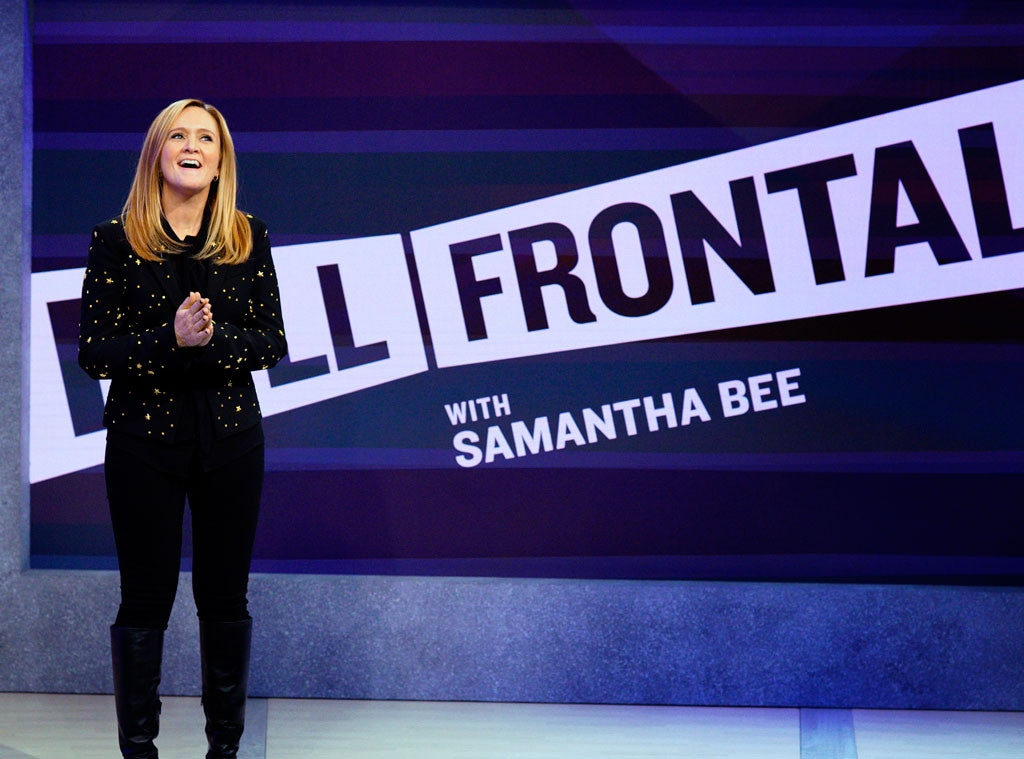 Samantha Bee, Full Frontal