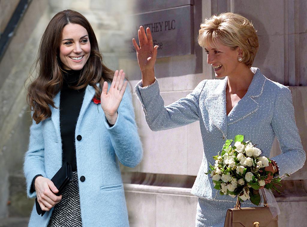 Kate Middleton, Catherine, Duchess of Cambridge, Princess Diana