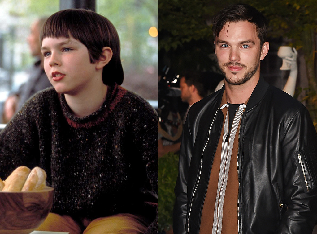 Kids in Christmas Movies, Then and Now, Nicholas Hoult
