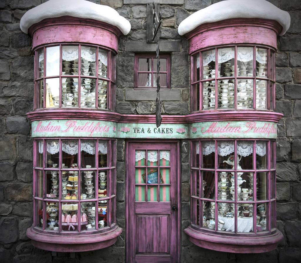Wizarding World of Harry Potter, Universal Studios