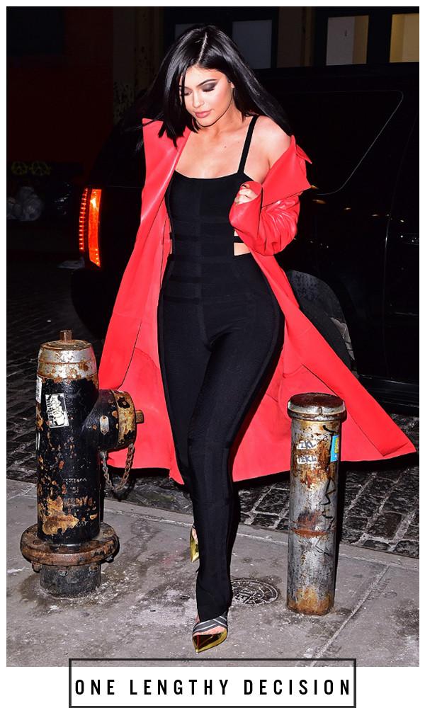 Kylie Jenner, NYFW, ESC: 5 Days 5 Ways