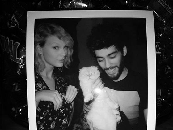 """Taylor Swift und Zayn Malik veröffentlichen neuen, gemeinsamen Song für den """"Fifty Shades Darker"""" Soundtrack"""