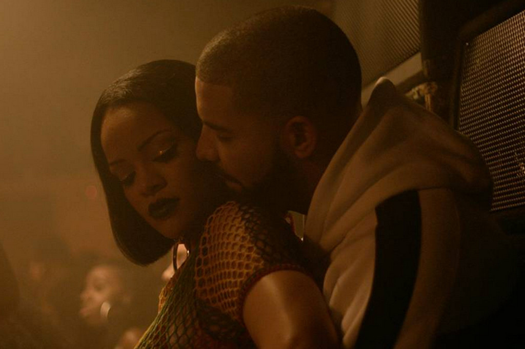 Rihanna, Drake, Work Music Video