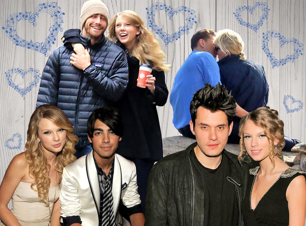 Taylor Swift boyfriends