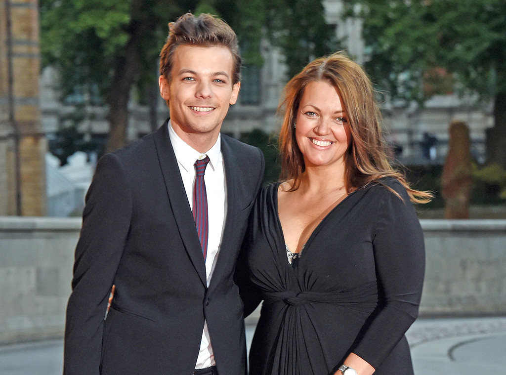 Louis Tomlinson, Mother Johannah Poulston