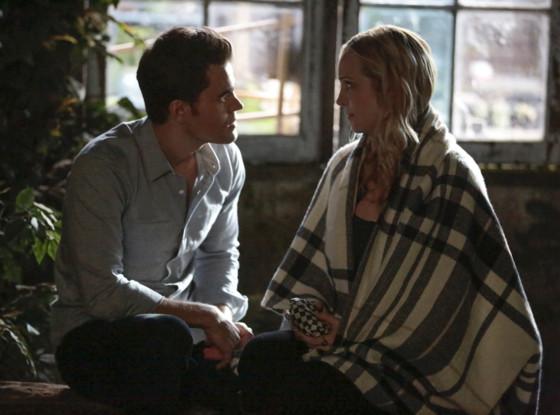 The Vampire Diaries, Steroline